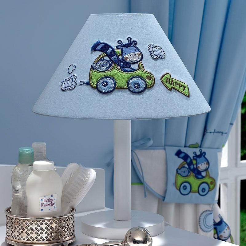 Birbirinden Güzel Bebek Odası Abajur Modelleri
