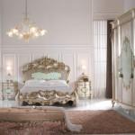 etkileyici klasik tarz yatak odalari
