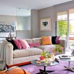 ev dekorasyonunda renk kombinleri
