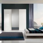 ipek beyaz inci yatak odasi