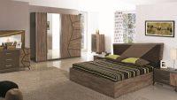 İpek Mobilya 2015 Modern Yatak Odası Modelleri