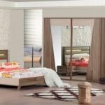 kilim modern yatak odasi modelleri firuze