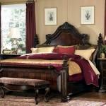 klasik yatak odasi
