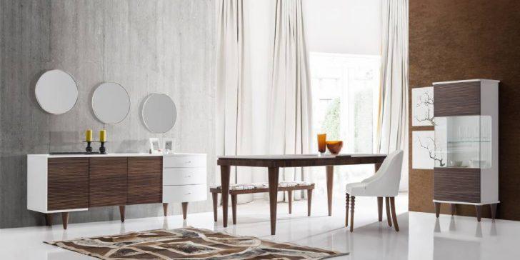 Yeni Moda Lavelli Yemek Odası Modelleri 2015