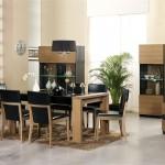 merinos ahsap yemek odasi modelleri