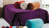 Birbirinden Güzel Yeni Moda Merinos Battaniyeler 2015