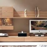 modern ahsap tv uniteleri