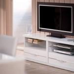 mondi beyaz modern tv unitesi