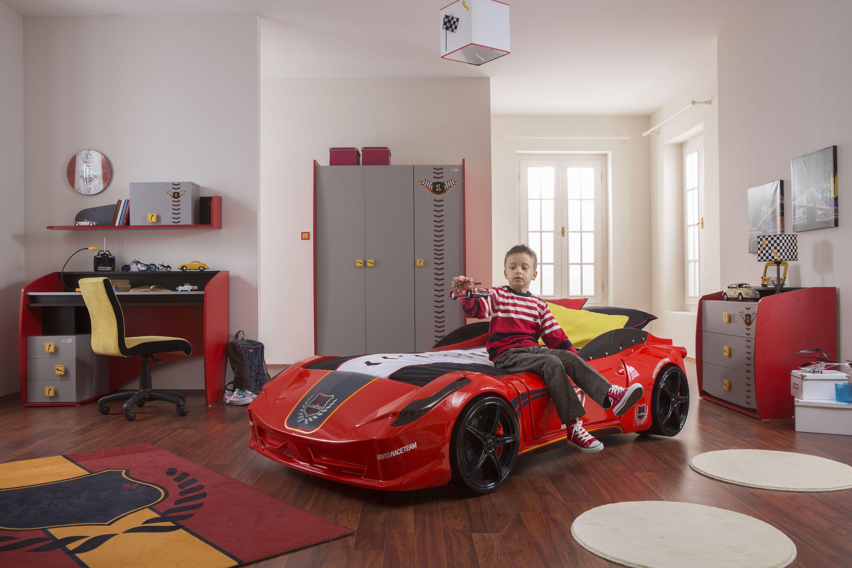 newjoy arabali erkek cocuk odasi