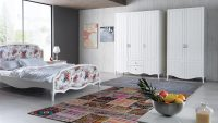Yeni Moda Country Tarzı Yatak Odaları 2015
