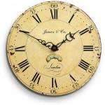 vintage dekoratif duvar saatleri