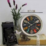 vintage tarzi dekoratif saatler