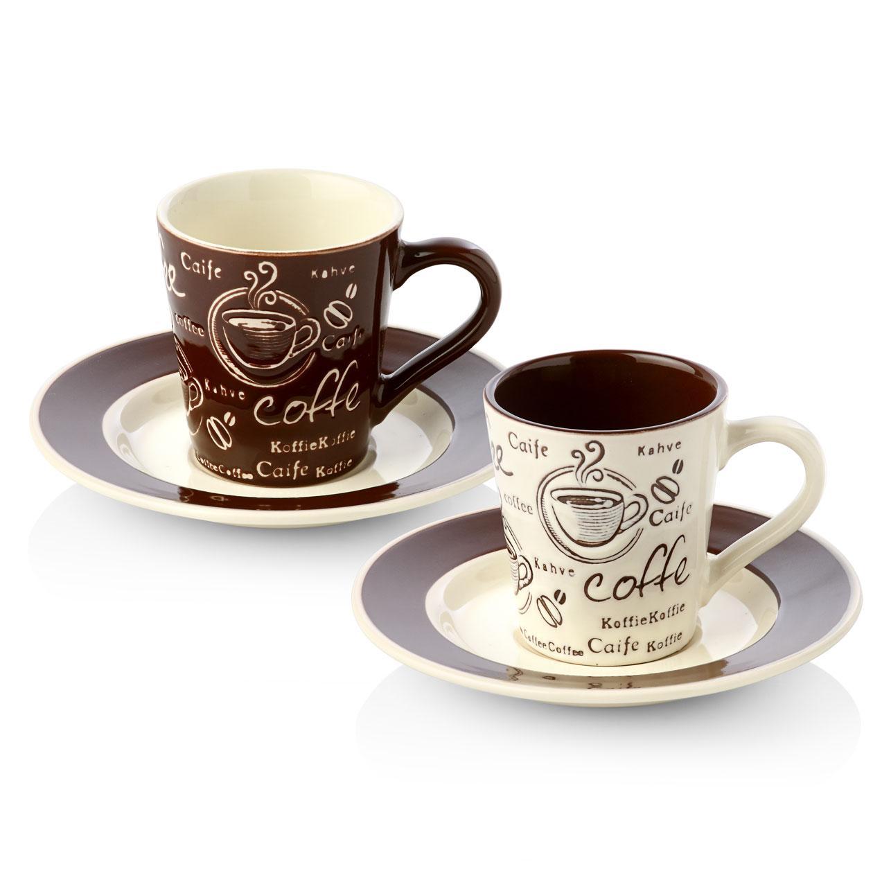 yeni moda bernardo kahve fincanlari
