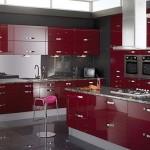 yeni trend ankastre mutfaklar