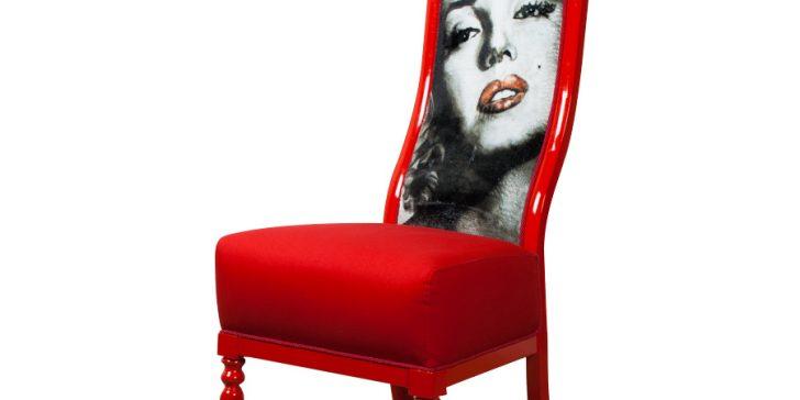 Yeni Sezon Trendi Dekoratif Sandalyeler 2015