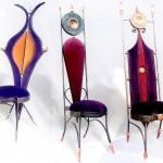 yeni trend dekoratif sandalyeler