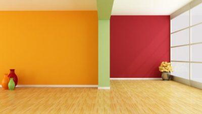 Duvar Dekorasyonunda  Renk Modası