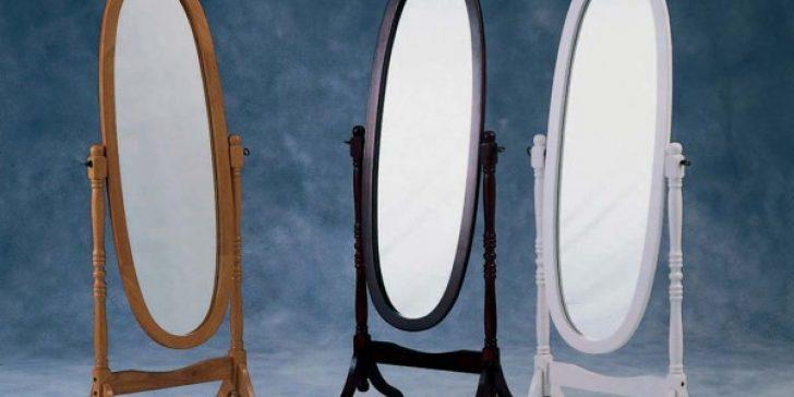 Yatak Odaları İçin En Güzel Ayaklı Boy Aynaları 2015