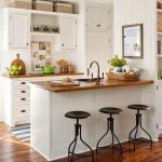 bahar renkli mutfak dekorasyonlari
