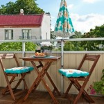 balkon dekorasyon fikirleri