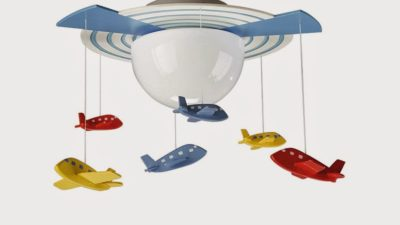 Bebek Odaları İçin Sevimli Avize Modelleri