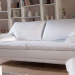bellona beyaz nepal deri koltuk takimi