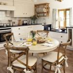 country stili goz alici mutfak dekorasyon modelleri