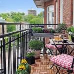 dekoratif balkonlar