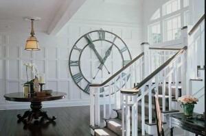 Dekoratif büyük boy saatler