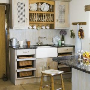 Dekoratif Country Mutfak Tasarımları