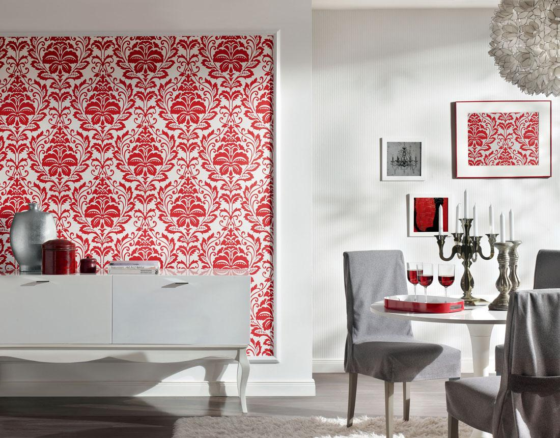 En Güzel  İtalyan Duvar Kağıdı Modelleri