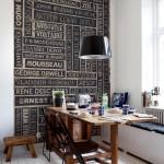 dekoratif duvar kagidi