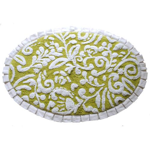 dekoratif oval banyo halisi