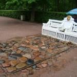 dogal tastan dekoratif zemin kaplama