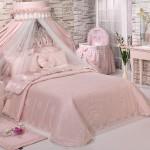 Elart çeyizlik yatak örtüsü modelleri