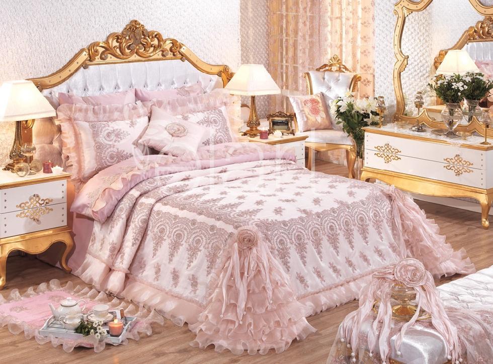Elart yeni moda yatak örtüsü modelleri 2018