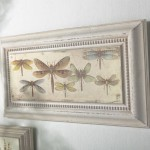 english home butterflies tablo