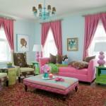 etkileyici bahar renkleri ile dekorasyon fikirleri
