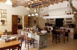 Fransız Country Tarzı Mutfak Modelleri