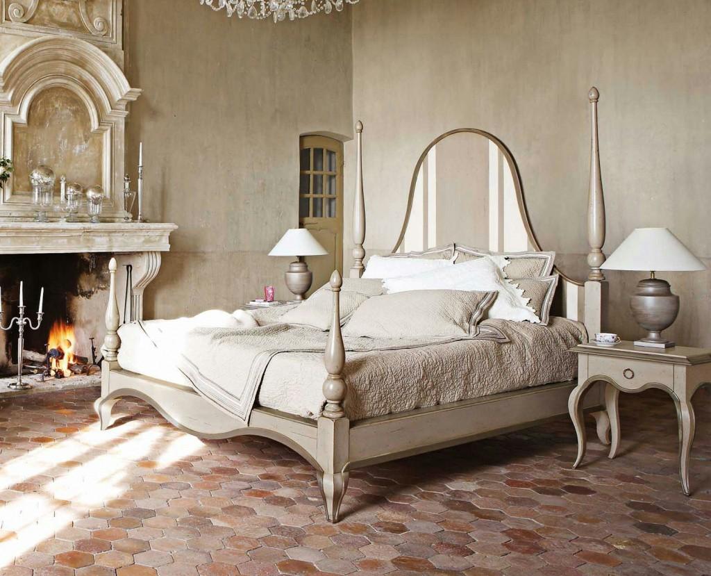 fransiz yatak odasi