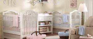 ikiz bebek odasi dekorasyon onerileri