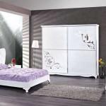 istikbal beyaz modern yatak odasi takimi