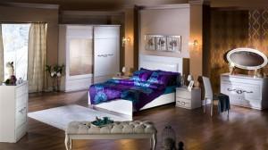 İstikbal Kristal Yatak Odası Takımı