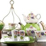 kutahya porselen modern kahvalti setleri