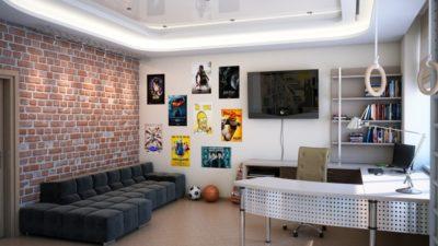 Genç Odaları İçin 20 Modern Dekorasyon Modeli
