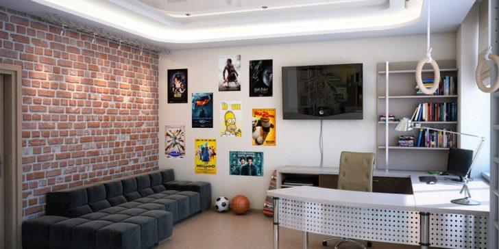 Genç Odaları İçin 20 Modern Dekorasyon Modeli 2015
