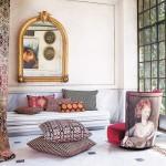 osmanli desenli persan kumaşlar