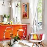 rengarenk mutfak dekorasyon fikirleri