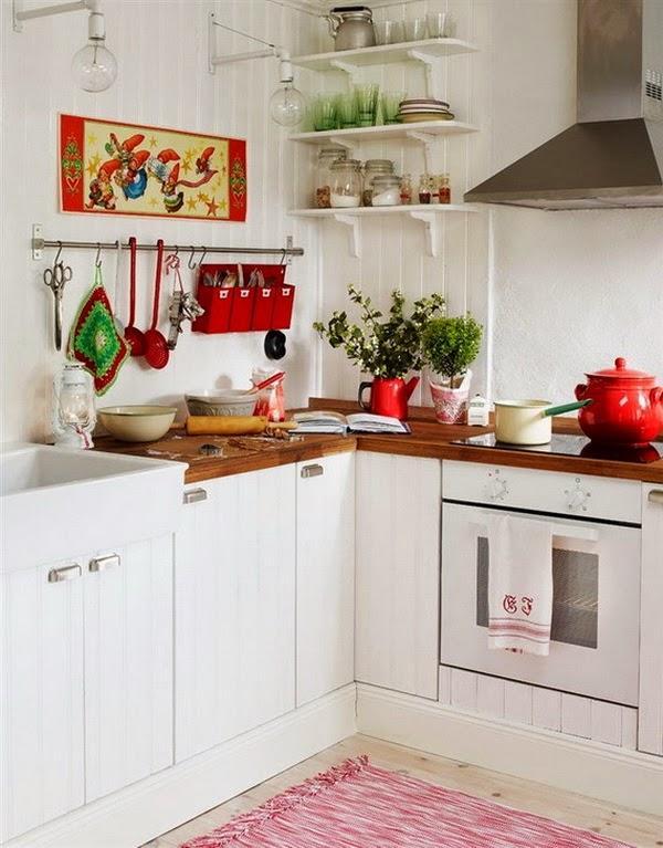 rengarenk mutfak dekorasyon onerileri