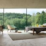 roche bobois modern yatak odasi